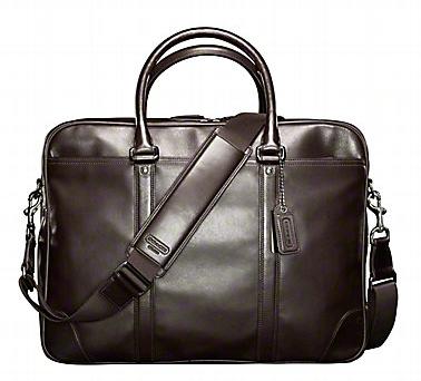 This Coach Transatlantic Commuter Handbag